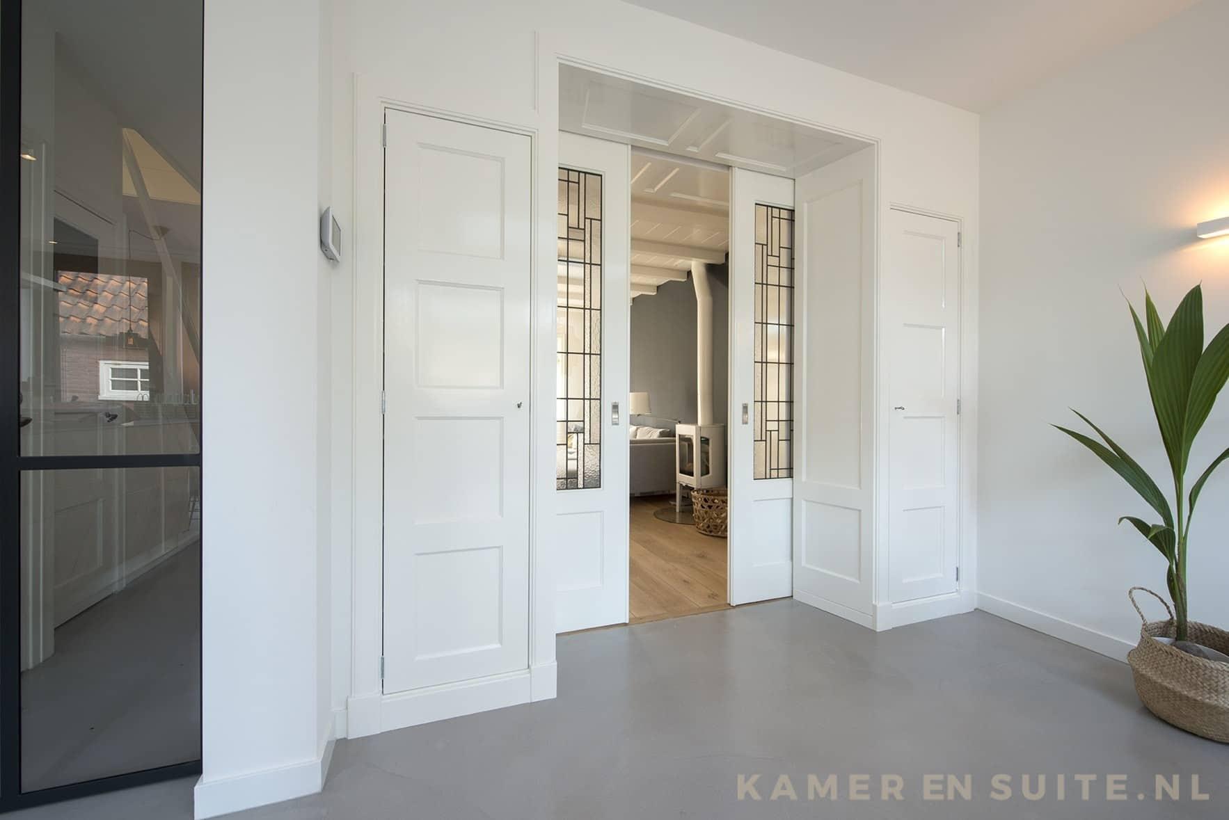 Wonderbaarlijk Kamer en suite jaren 30 inspiratie OB-97