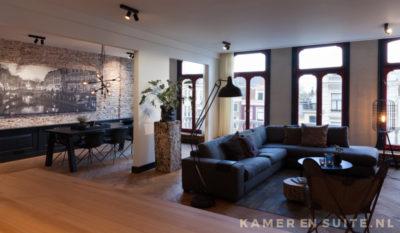 Open woonkamer interieurinspiratie