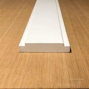 Architraven 80mm breed