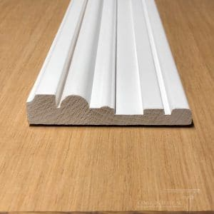 Architraven 90mm breed